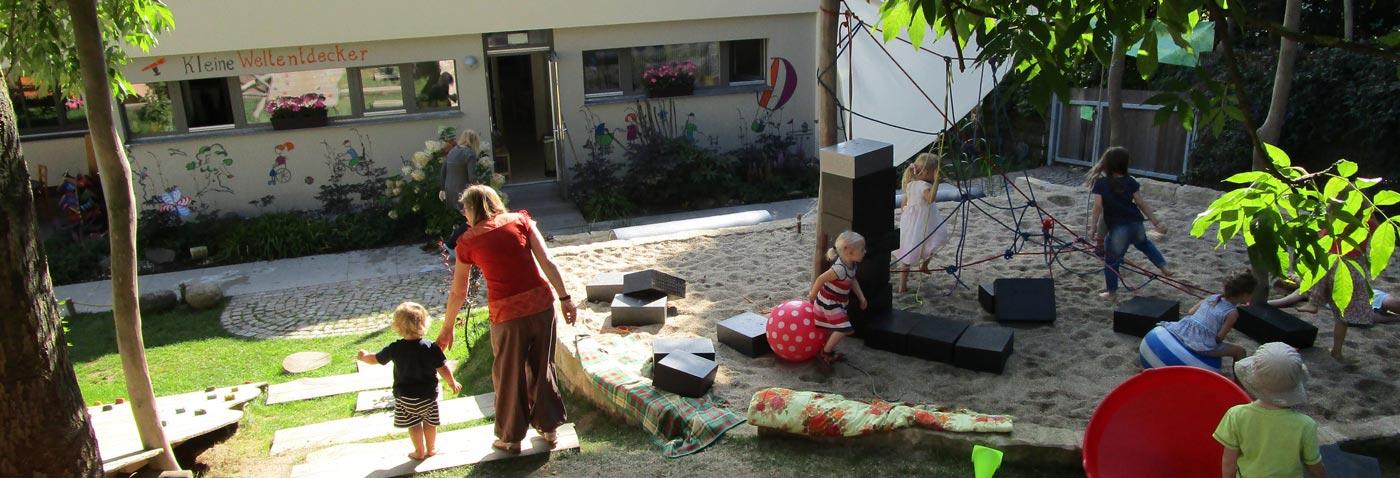 Kindergarten Weltentdecker
